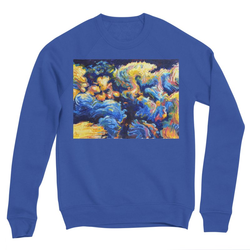 """clouds Women's Sweatshirt by Art Prints by Seamus Wray available under """"Home"""""""