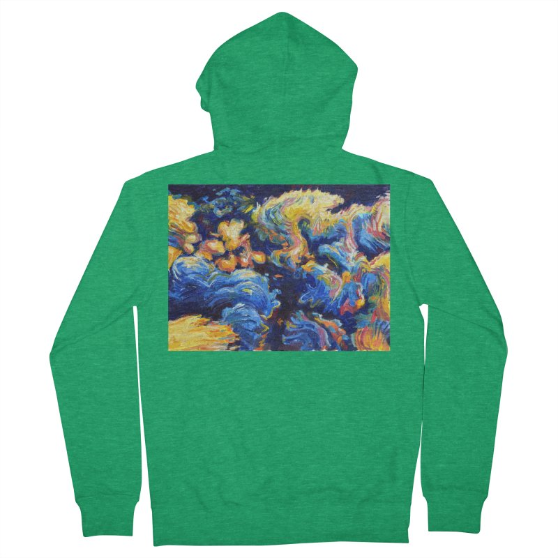 """clouds Women's Zip-Up Hoody by Art Prints by Seamus Wray available under """"Home"""""""