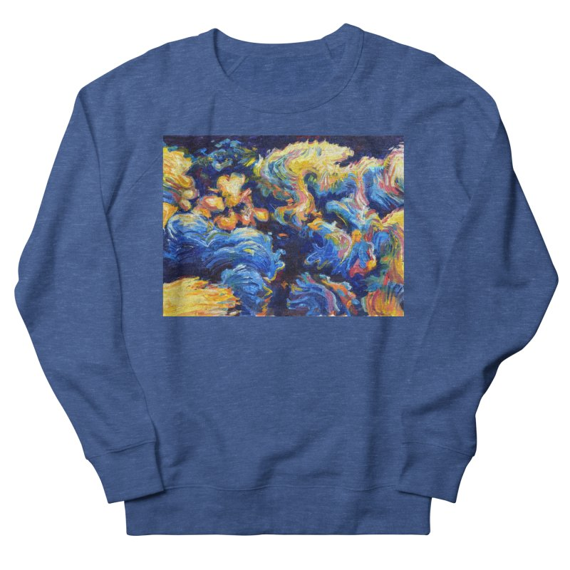 """clouds Men's Sweatshirt by Art Prints by Seamus Wray available under """"Home"""""""