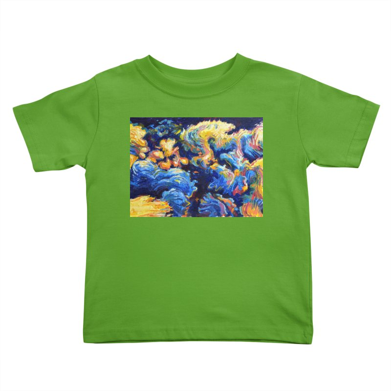 """clouds Kids Toddler T-Shirt by Art Prints by Seamus Wray available under """"Home"""""""
