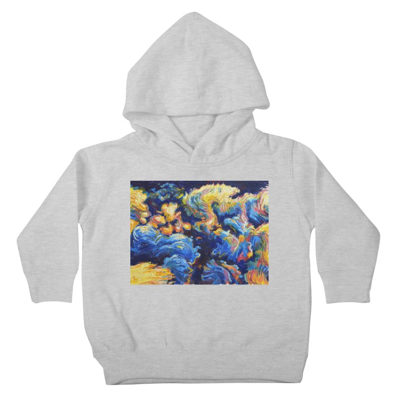"""clouds Kids Toddler Pullover Hoody by Art Prints by Seamus Wray available under """"Home"""""""