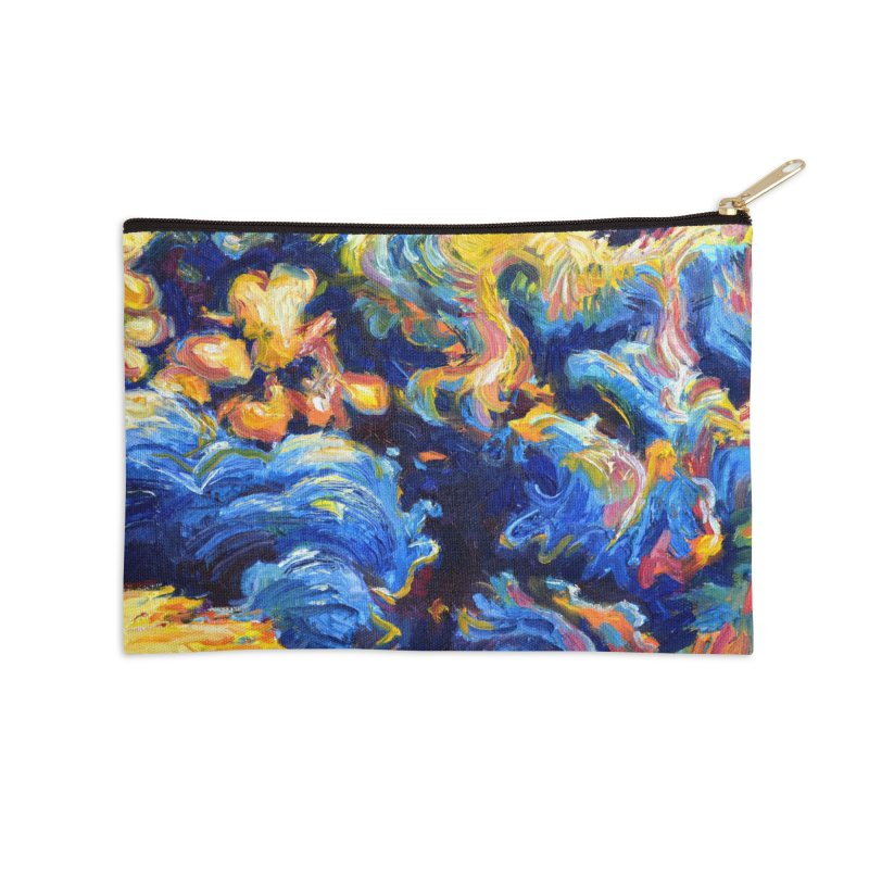 """clouds Accessories Zip Pouch by Art Prints by Seamus Wray available under """"Home"""""""