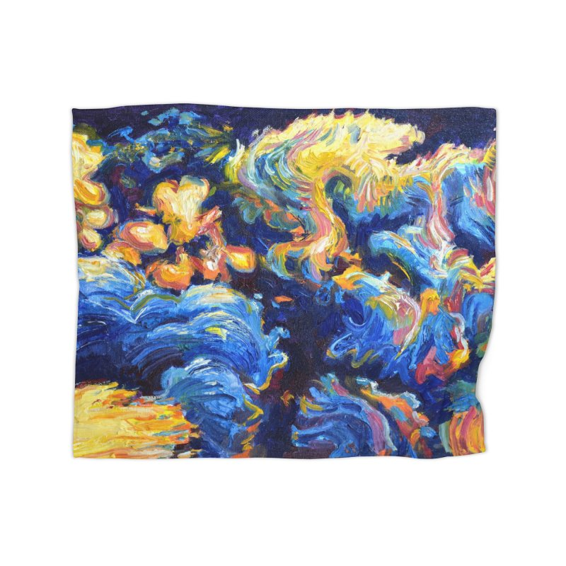 """clouds Home Blanket by Art Prints by Seamus Wray available under """"Home"""""""