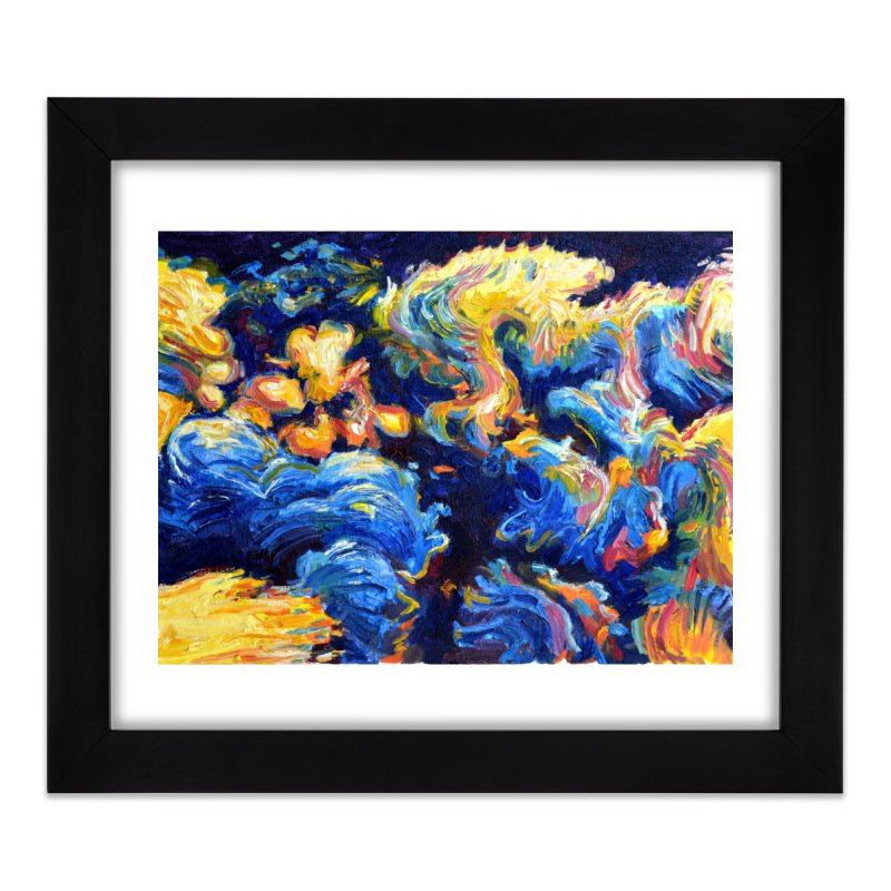 """clouds Home Framed Fine Art Print by Art Prints by Seamus Wray available under """"Home"""""""
