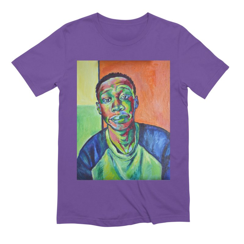 """khaby Men's T-Shirt by Art Prints by Seamus Wray available under """"Home"""""""