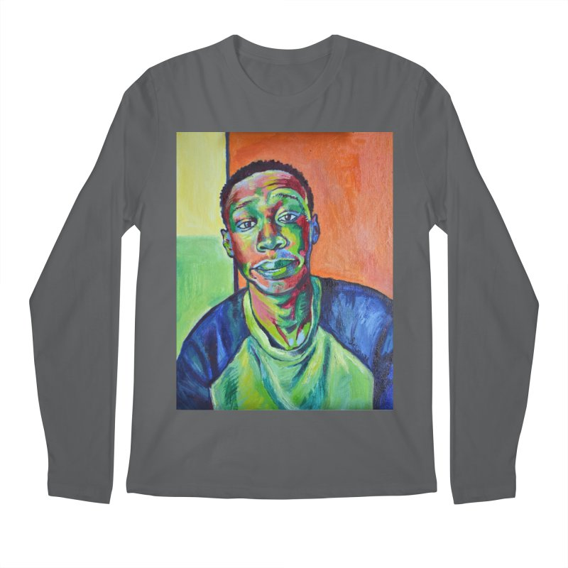 """khaby Men's Longsleeve T-Shirt by Art Prints by Seamus Wray available under """"Home"""""""