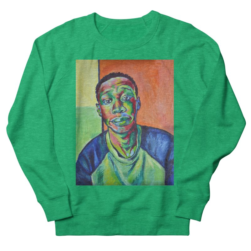 """khaby Women's Sweatshirt by Art Prints by Seamus Wray available under """"Home"""""""