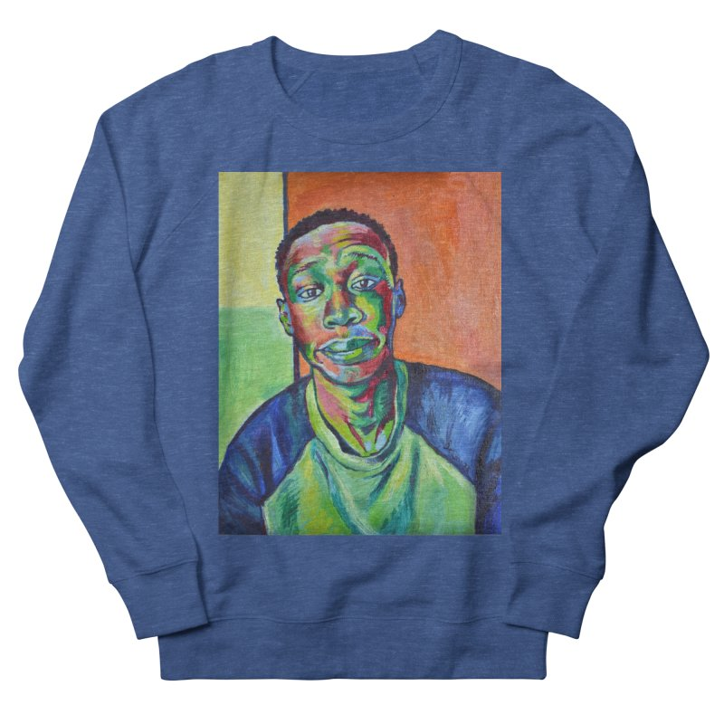 """khaby Men's Sweatshirt by Art Prints by Seamus Wray available under """"Home"""""""