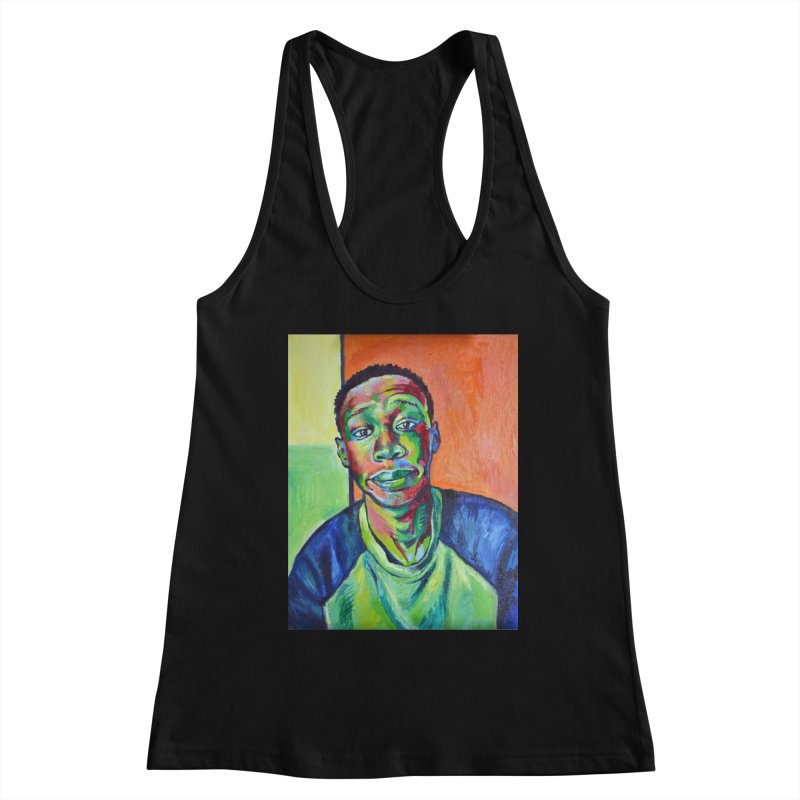 """khaby Women's Tank by Art Prints by Seamus Wray available under """"Home"""""""