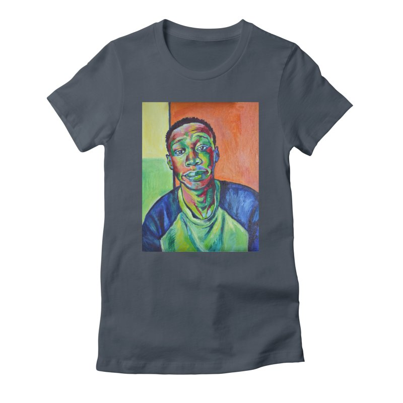 """khaby Women's T-Shirt by Art Prints by Seamus Wray available under """"Home"""""""