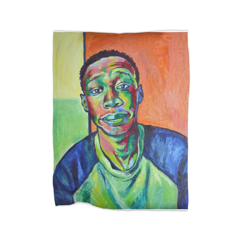 """khaby Home Blanket by Art Prints by Seamus Wray available under """"Home"""""""