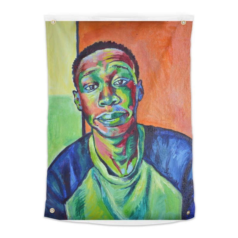 """khaby Home Tapestry by Art Prints by Seamus Wray available under """"Home"""""""