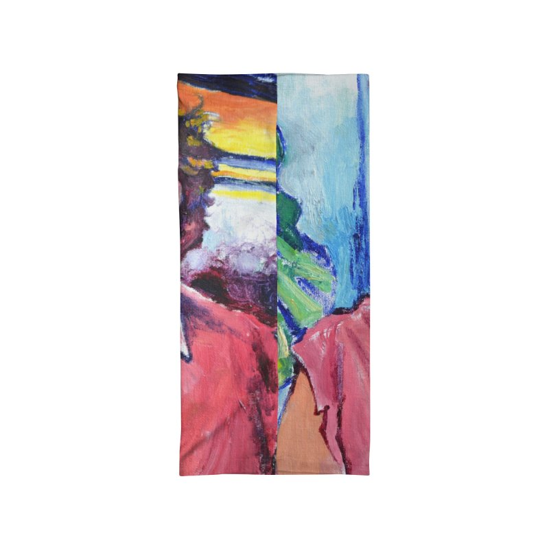"""yes Accessories Neck Gaiter by Art Prints by Seamus Wray available under """"Home"""""""