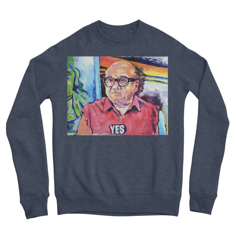"""yes Women's Sweatshirt by Art Prints by Seamus Wray available under """"Home"""""""