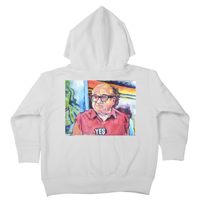 """yes Kids Toddler Zip-Up Hoody by Art Prints by Seamus Wray available under """"Home"""""""
