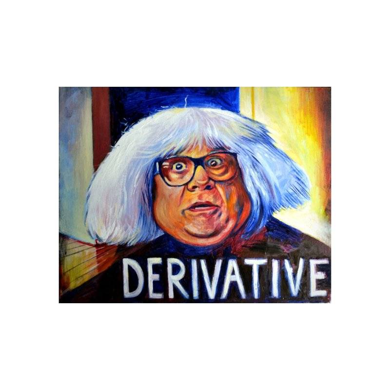 derivative by paintings by Seámus Wray