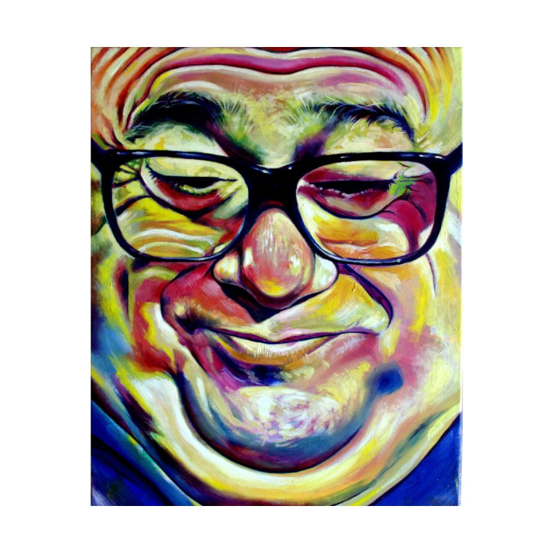 DeVito in Color by paintings by Seámus Wray