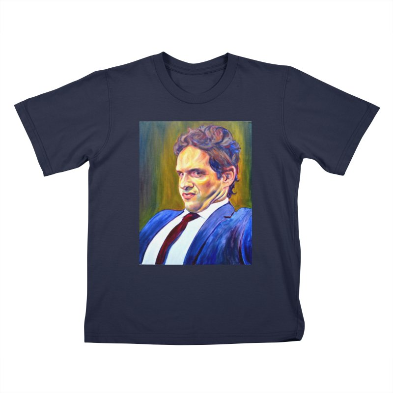 """A guy that totally got off Kids T-Shirt by Art Prints by Seamus Wray available under """"Home"""""""