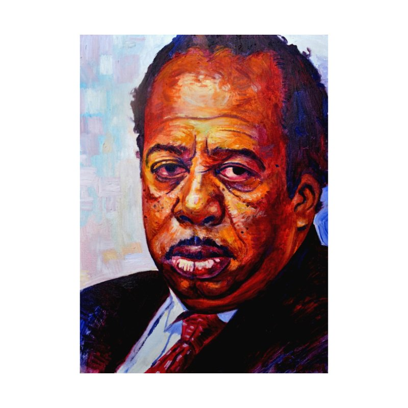Stanley by paintings by Seamus Wray