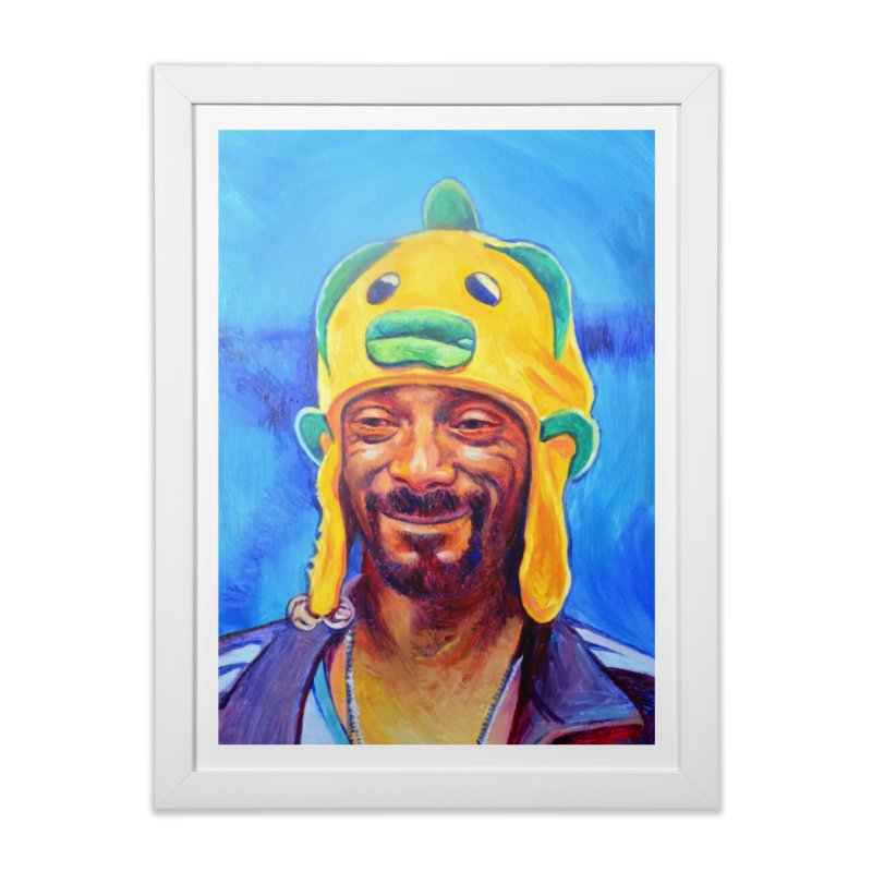 """Finding Nemo Home Framed Fine Art Print by Art Prints by Seamus Wray available under """"Home"""""""