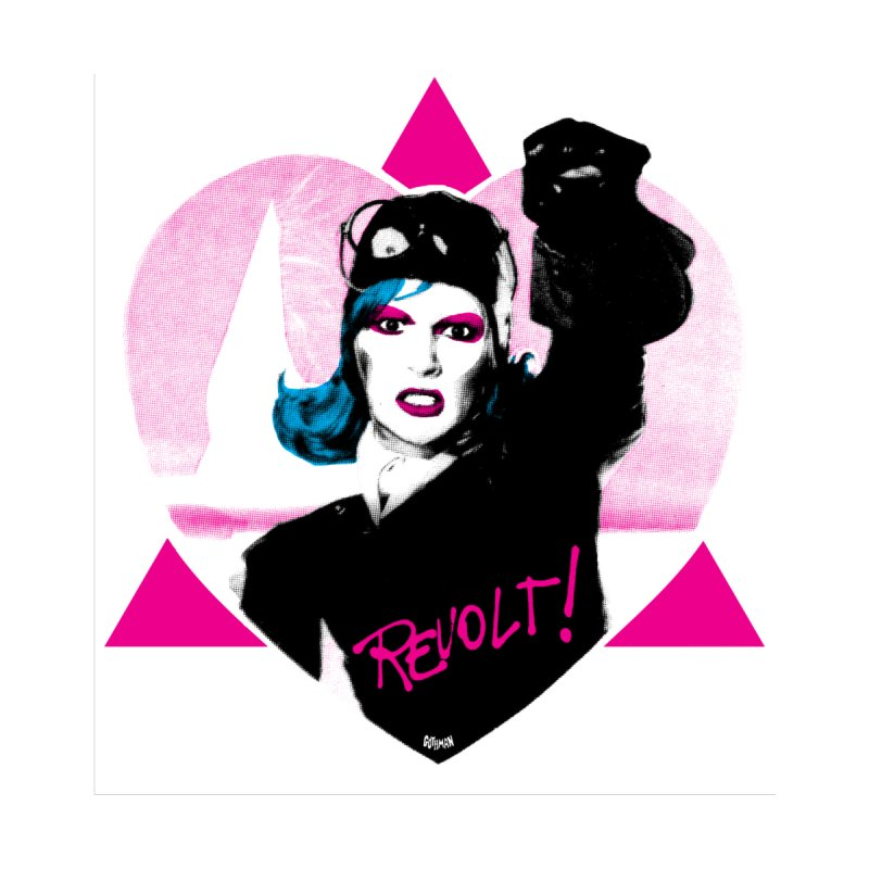 REVOLT '19 Men's T-Shirt by Gothman Flavored Clothing