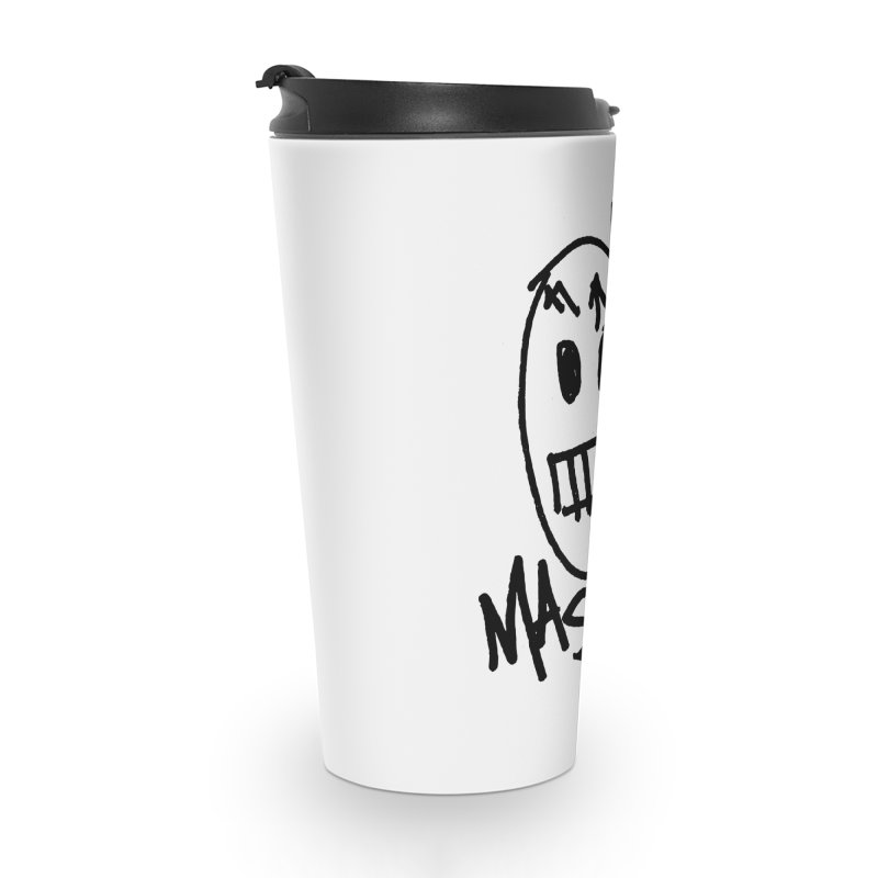 MASSIVE. (1.0.0) Accessories Travel Mug by Gothman Flavored Clothing