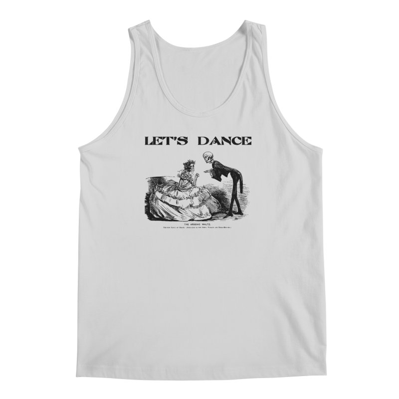 Let's Dance - (Light Colors) Men's Regular Tank by Gothman Flavored Clothing