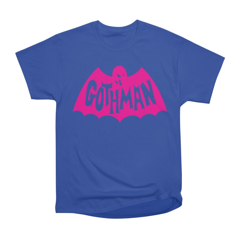 Gothman Classic Magenta Women's Classic Unisex T-Shirt by Gothman Flavored Clothing