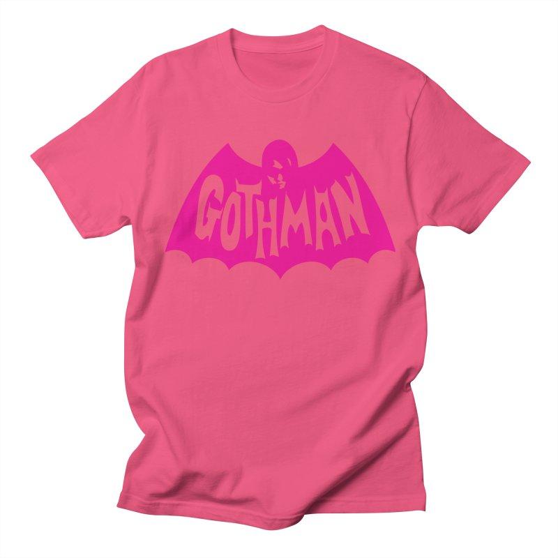 Gothman Classic Magenta Women's Unisex T-Shirt by Gothman Flavored Clothing