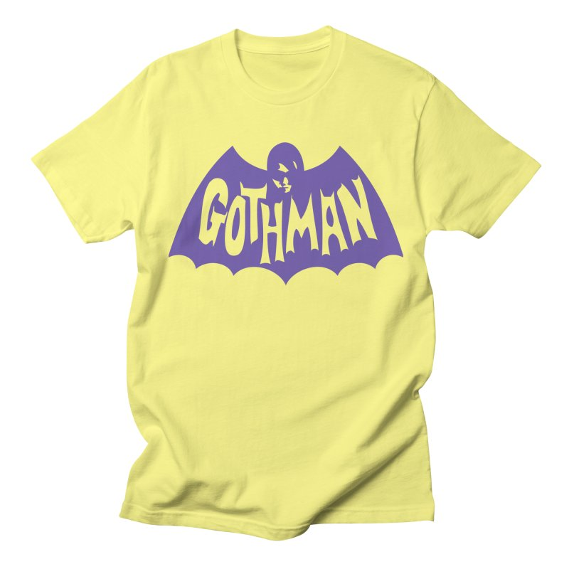 Gothman Classic Violet Women's T-Shirt by Gothman Flavored Clothing