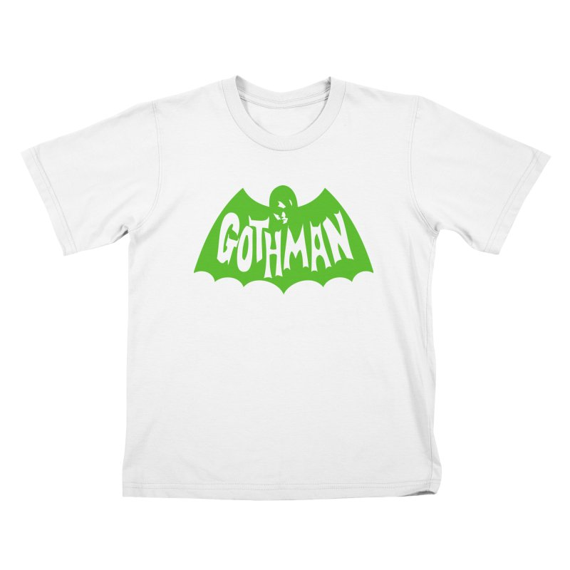 Kids None by Gothman Flavored Clothing