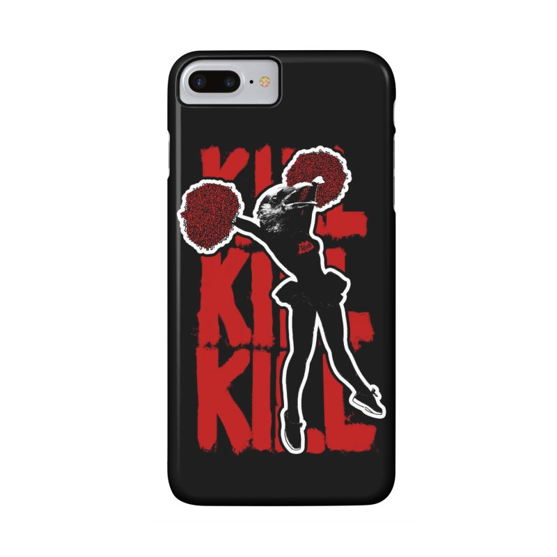 Blood Makes the Grass Grow Kill Kill Kill - (2018 Version) Accessories Phone Case by Gothman Flavored Clothing