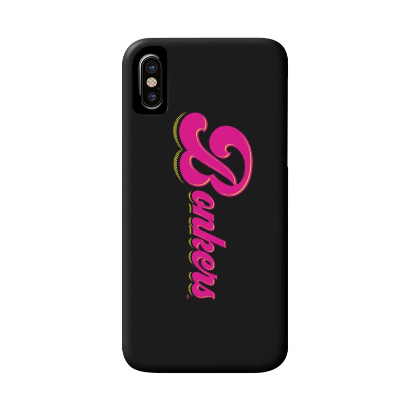 Bonkers! Accessories Phone Case by Gothman Flavored Clothing