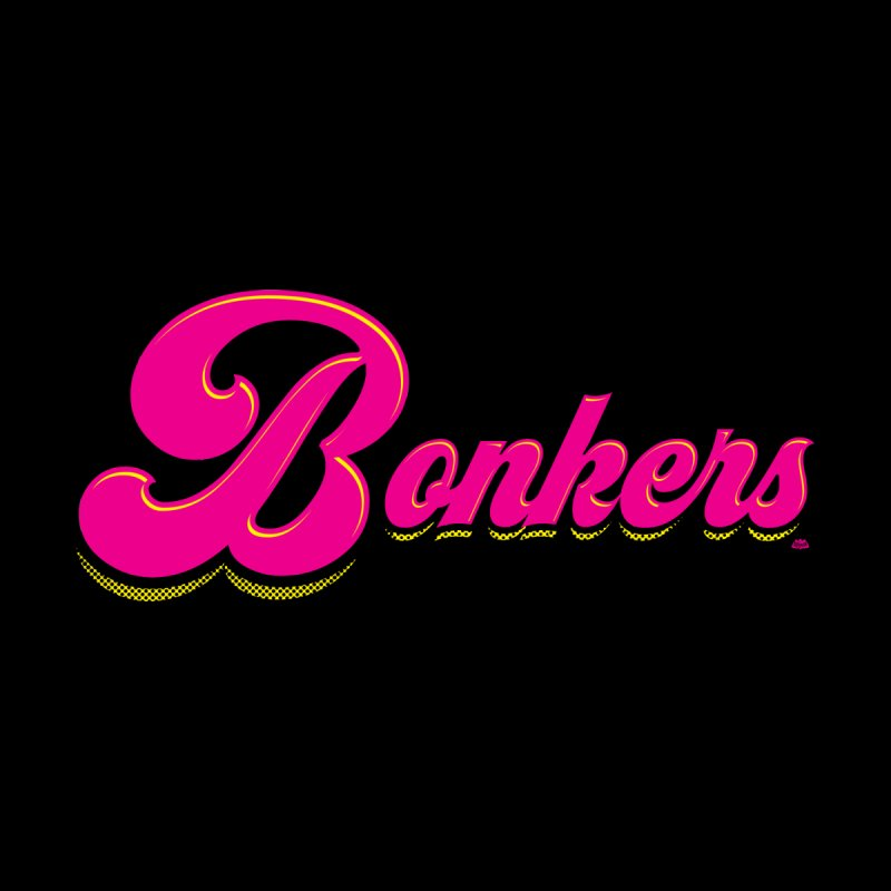 Bonkers! Men's Tank by Gothman Flavored Clothing