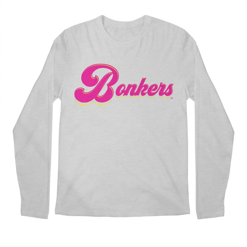 Bonkers! Men's Longsleeve T-Shirt by Gothman Flavored Clothing