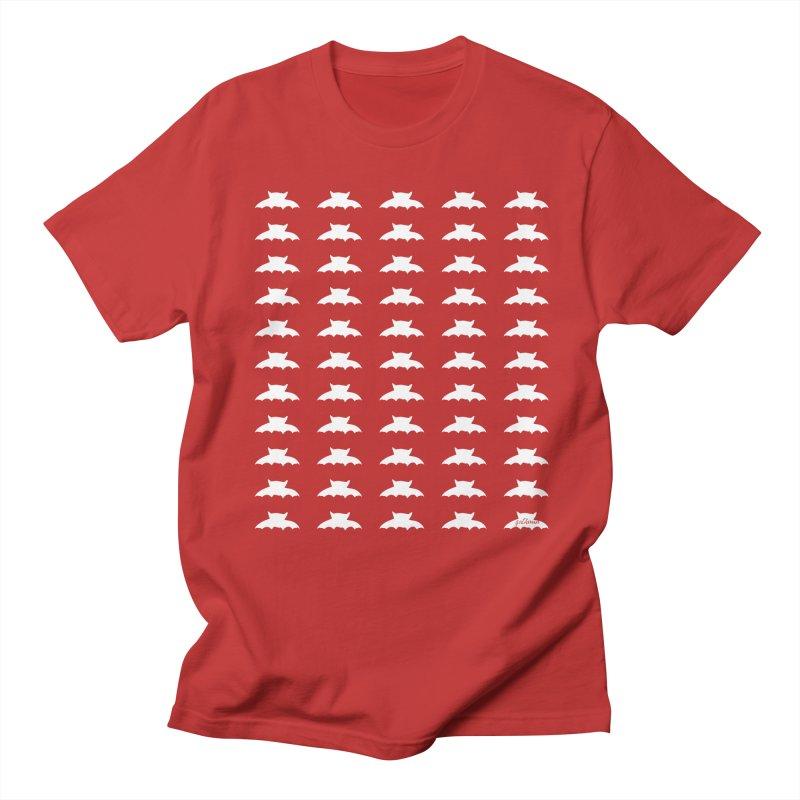 55 Bats (No. 2) Women's Regular Unisex T-Shirt by Gothman Flavored Clothing