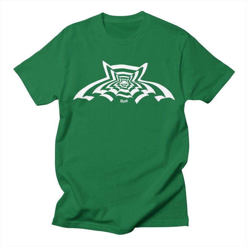 9 Bats (No. 3) Women's Regular Unisex T-Shirt by Gothman Flavored Clothing