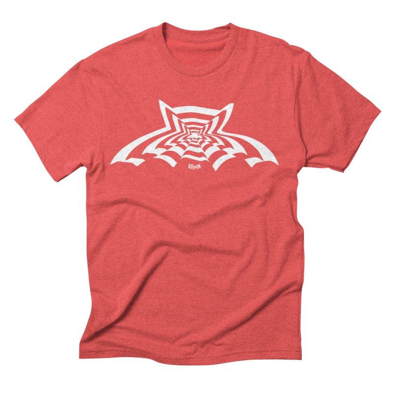 9 Bats (No. 3) Men's Triblend T-Shirt by Gothman Flavored Clothing