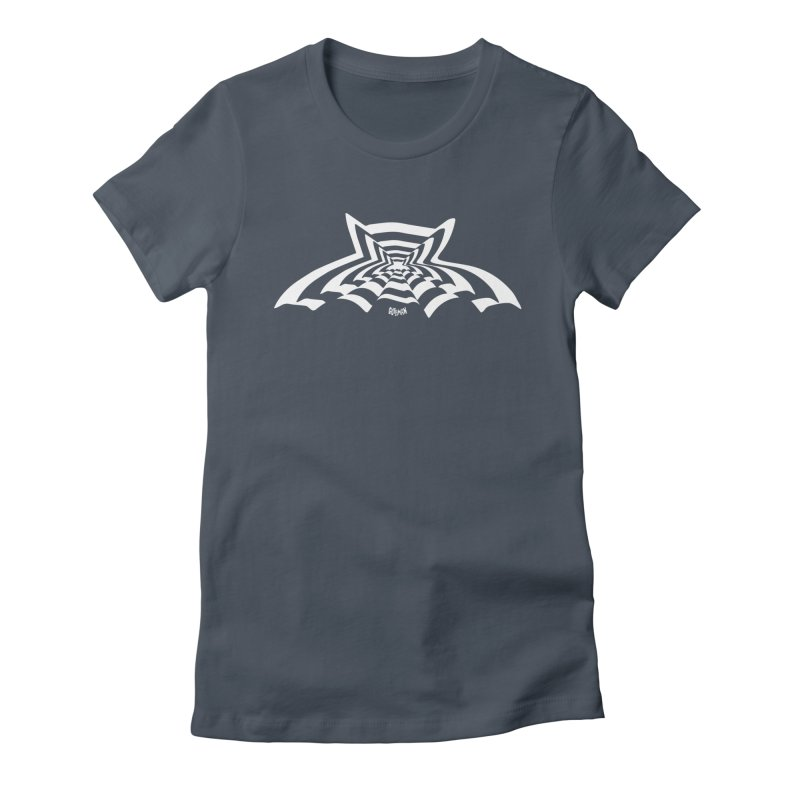 9 Bats (No. 3) Women's T-Shirt by Gothman Flavored Clothing