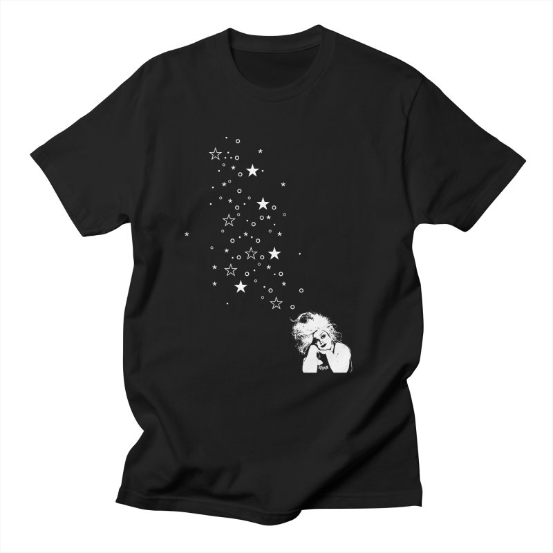 Sparkles The Filthiest Person Alive (Dark) Women's Unisex T-Shirt by Gothman Flavored Clothing