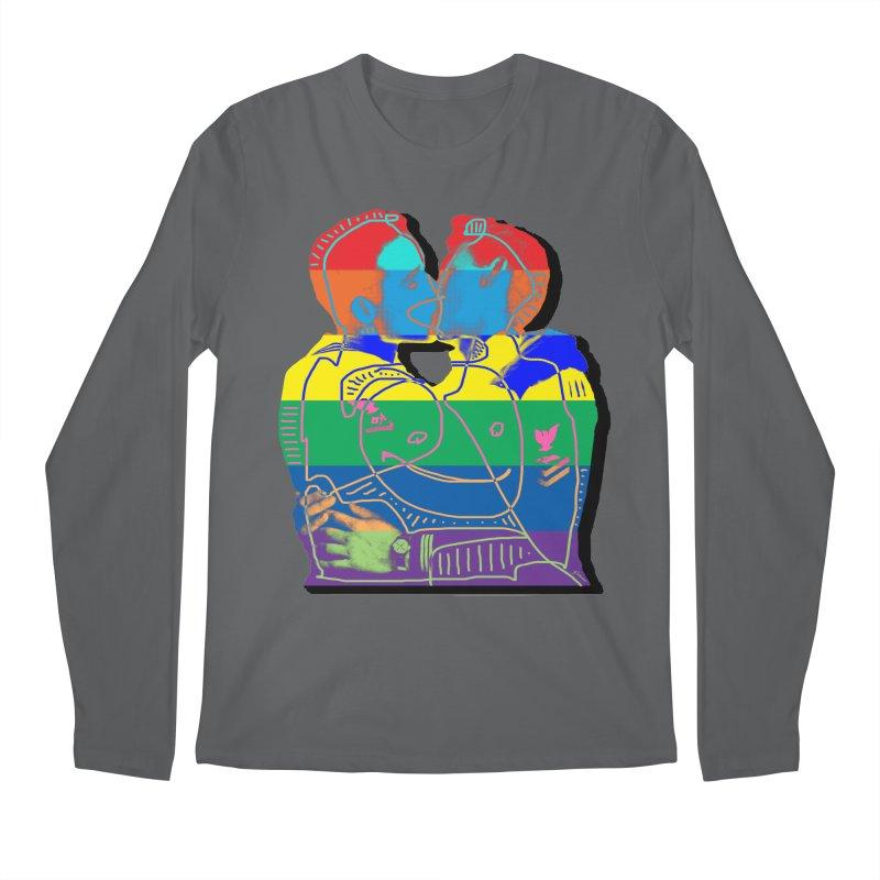Sailor Kiss Men's Longsleeve T-Shirt by Gothman Flavored Clothing