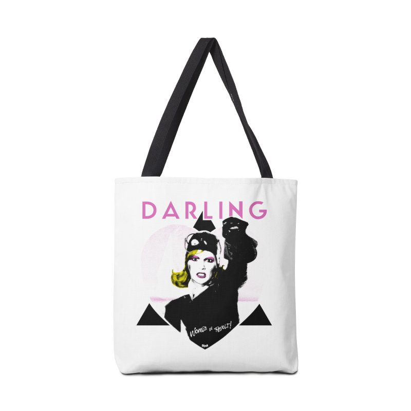 Darling in Revolt Accessories Tote Bag Bag by Gothman Flavored Clothing