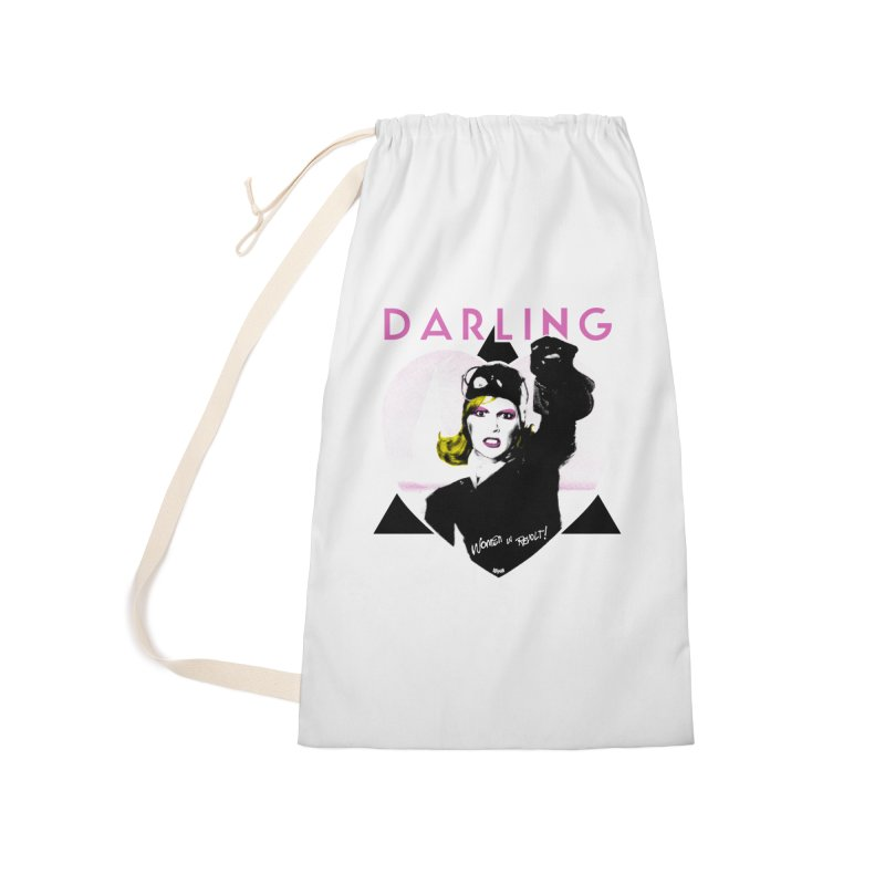 Darling in Revolt Accessories Laundry Bag Bag by Gothman Flavored Clothing
