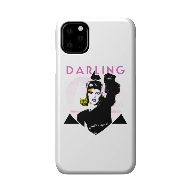 Darling in Revolt Accessories Phone Case by Gothman Flavored Clothing