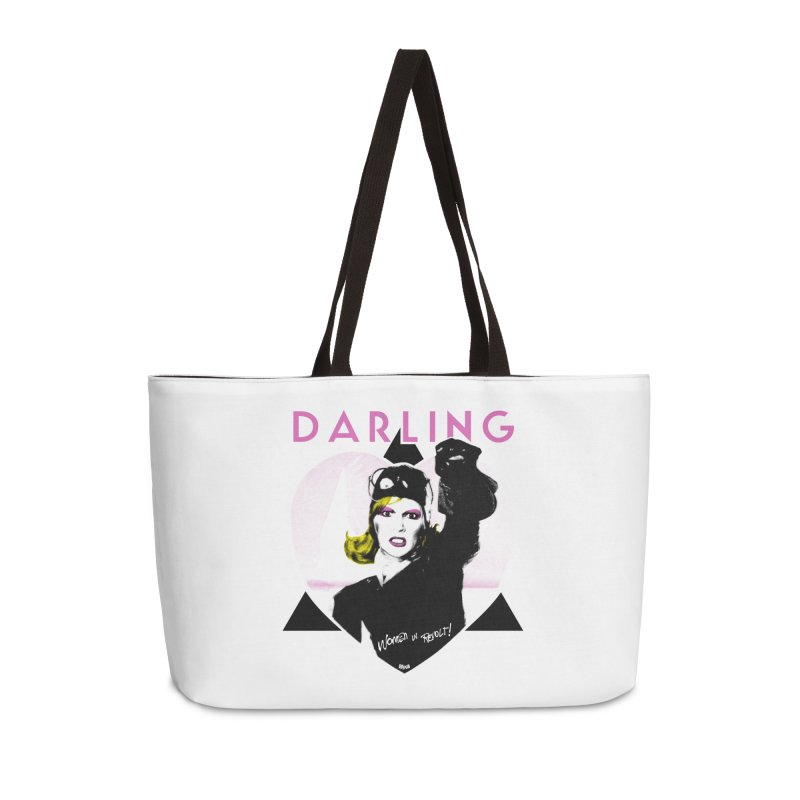 Darling in Revolt Accessories Weekender Bag Bag by Gothman Flavored Clothing