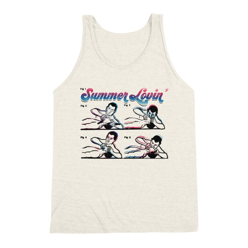 Summer Lovin' Men's Tank by Gothman Flavored Clothing