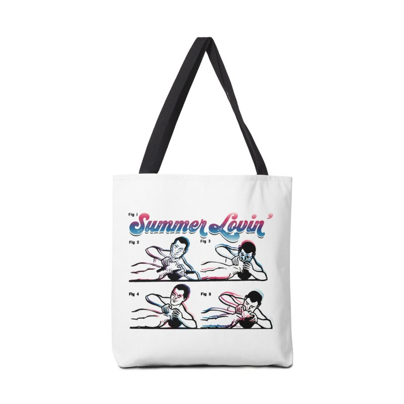 Summer Lovin' Accessories Tote Bag Bag by Gothman Flavored Clothing