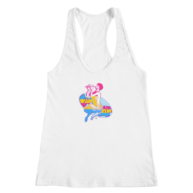 PAN AF Women's Tank by Gothman Flavored Clothing