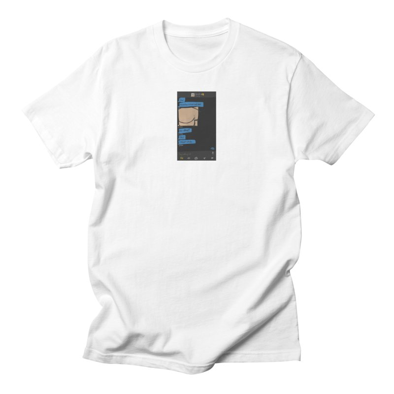 Hard & Deep on Grindr Men's T-Shirt by Gothman Flavored Clothing