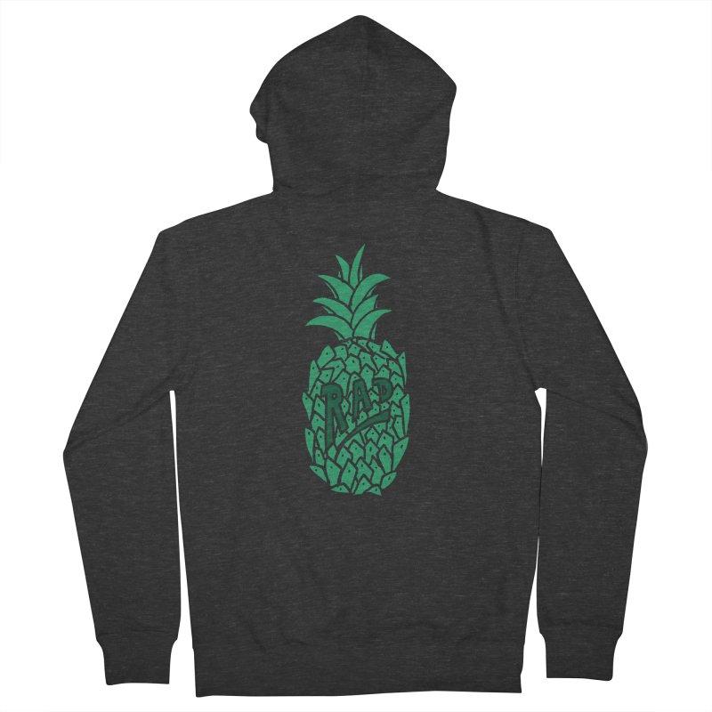 Rad Pineapple Women's Zip-Up Hoody by Seanic Supply Co.